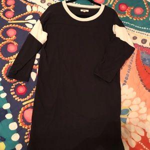 Madewell Cotton Jersey Dress